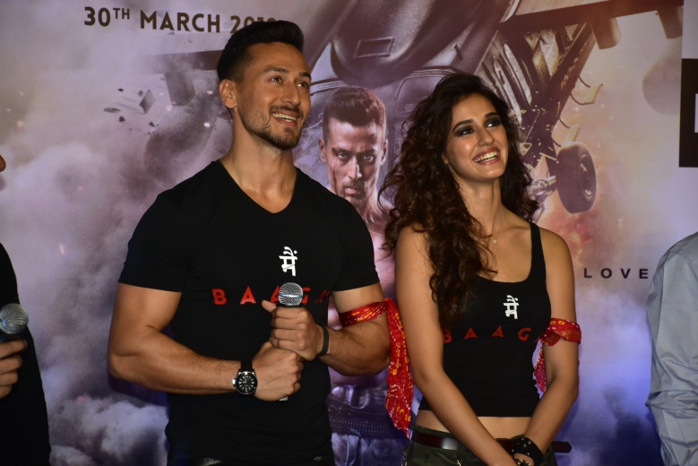 Baaghi 2 Trailer Launch (1)