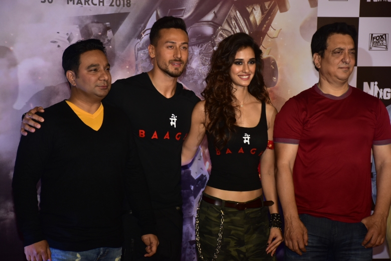 Baaghi 2 Trailer Launch (10)