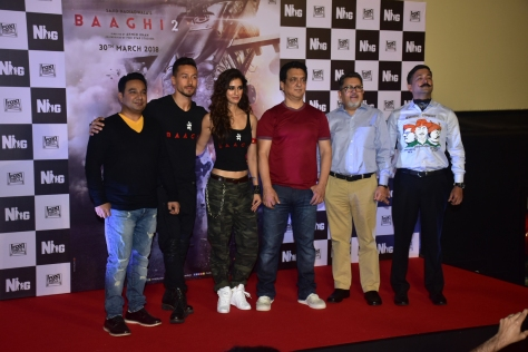 Baaghi 2 Trailer Launch (11)