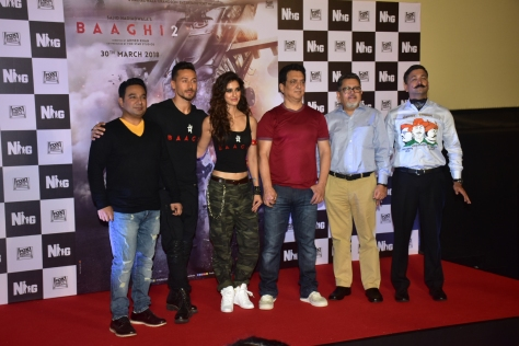 Baaghi 2 Trailer Launch (12)