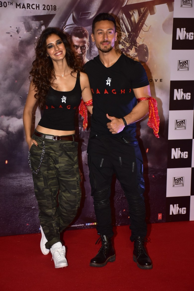 Baaghi 2 Trailer Launch (14)