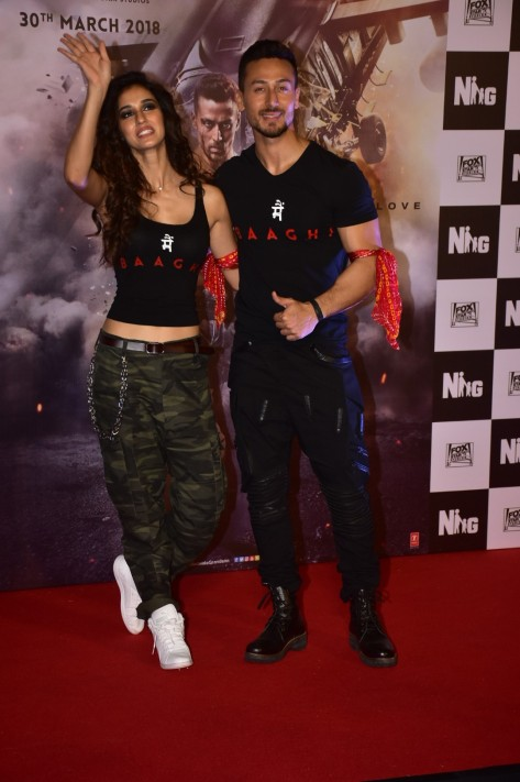 Baaghi 2 Trailer Launch (15)