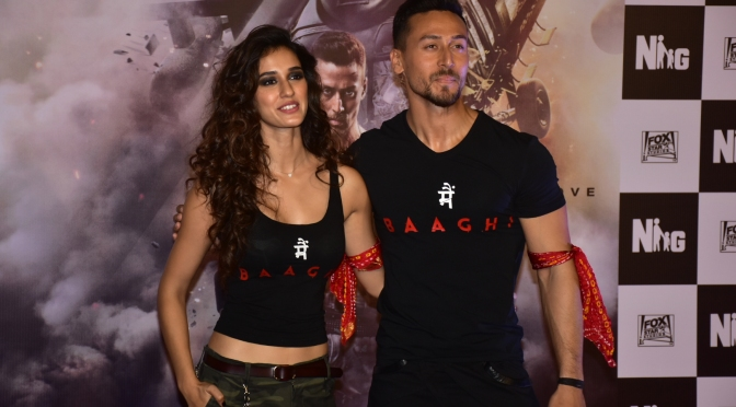 Photos: 'Baaghi 2' Trailer Launch