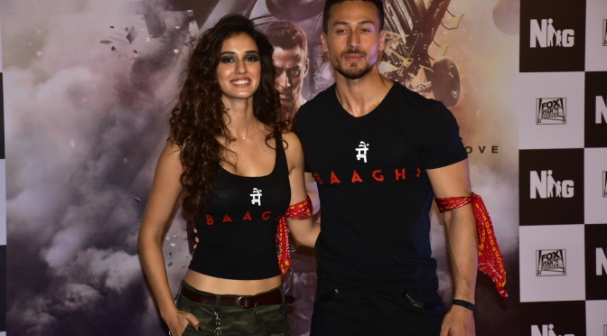 Disha is in one of the best hands in the industry: Tiger Shroff