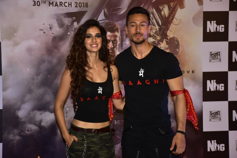 Baaghi 2 Trailer Launch (17)