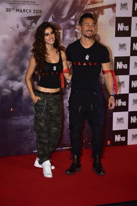 Baaghi 2 Trailer Launch (18)