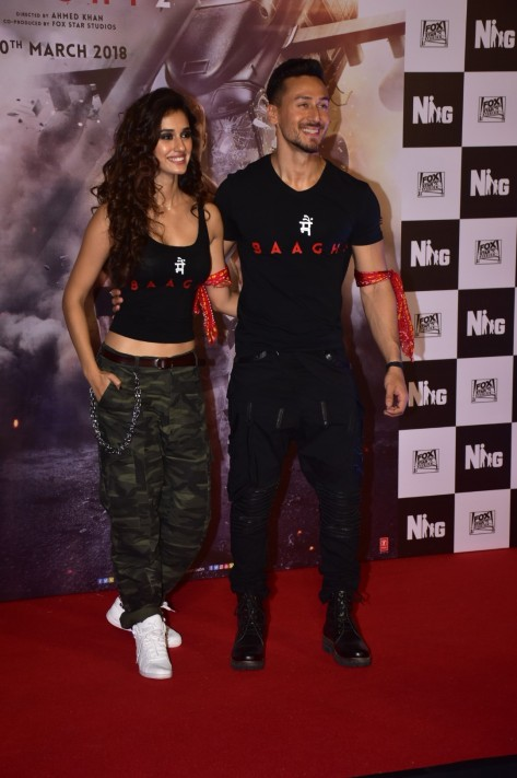 Baaghi 2 Trailer Launch (19)