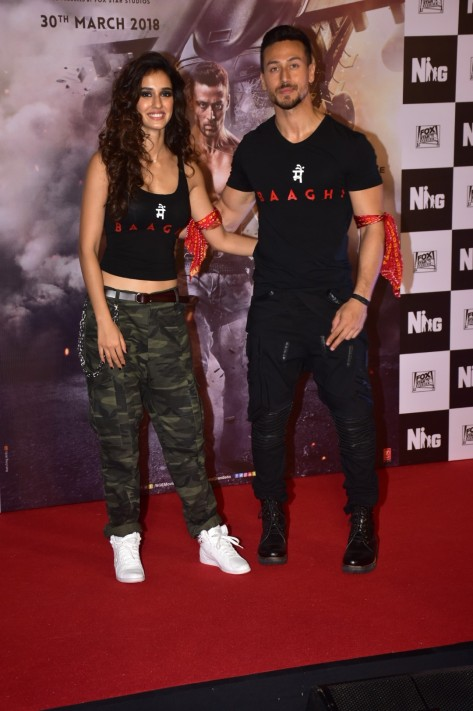 Baaghi 2 Trailer Launch (20)
