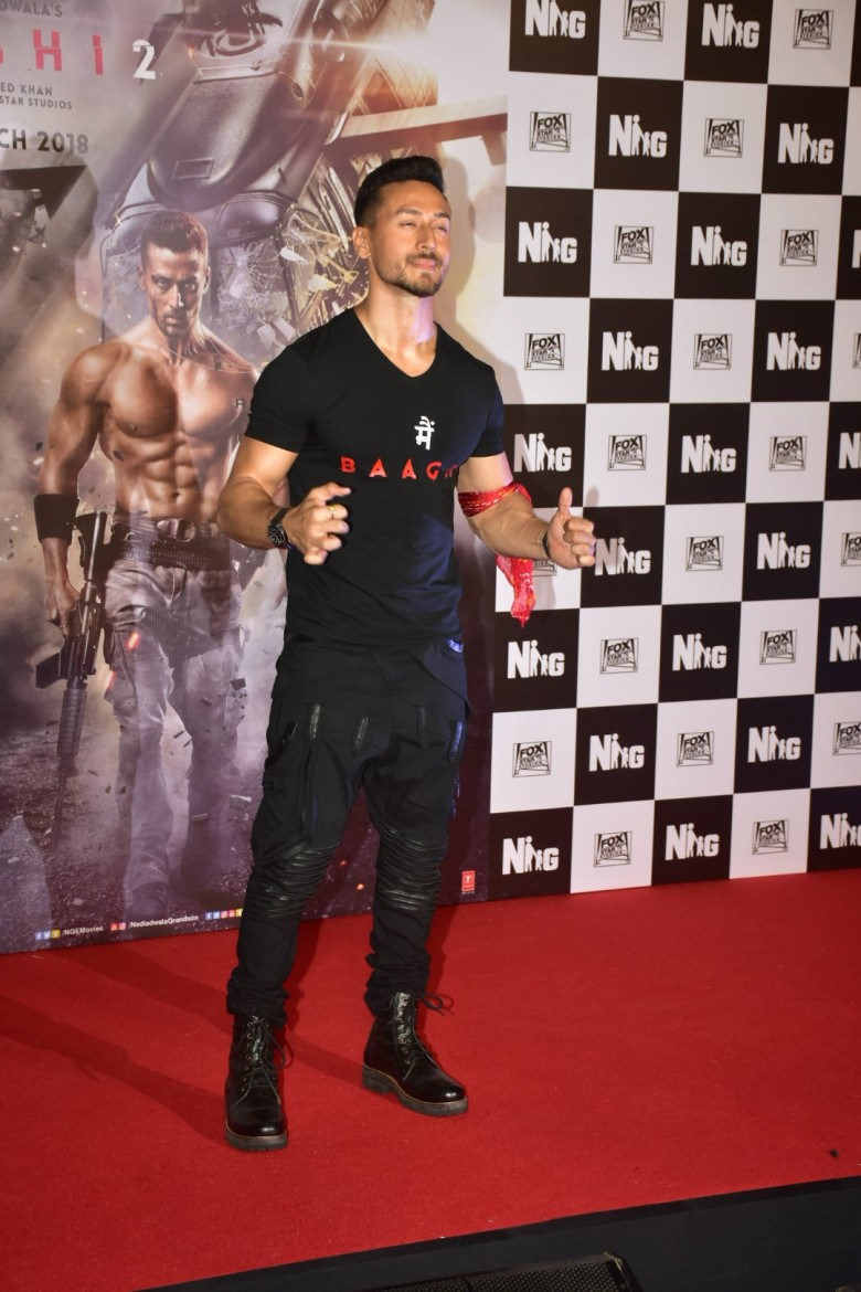 Baaghi 2 Trailer Launch (21)