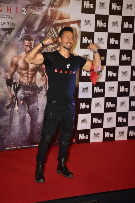 Baaghi 2 Trailer Launch (22)