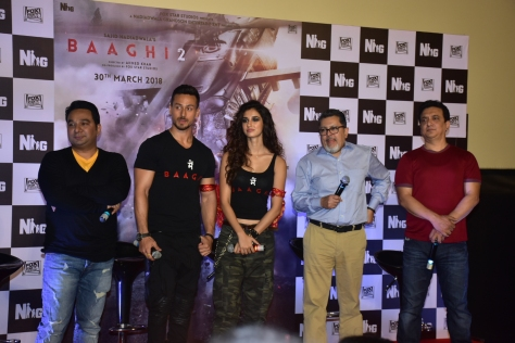 Baaghi 2 Trailer Launch (4)