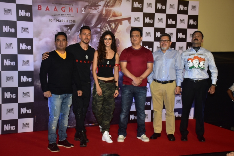 Baaghi 2 Trailer Launch (6)