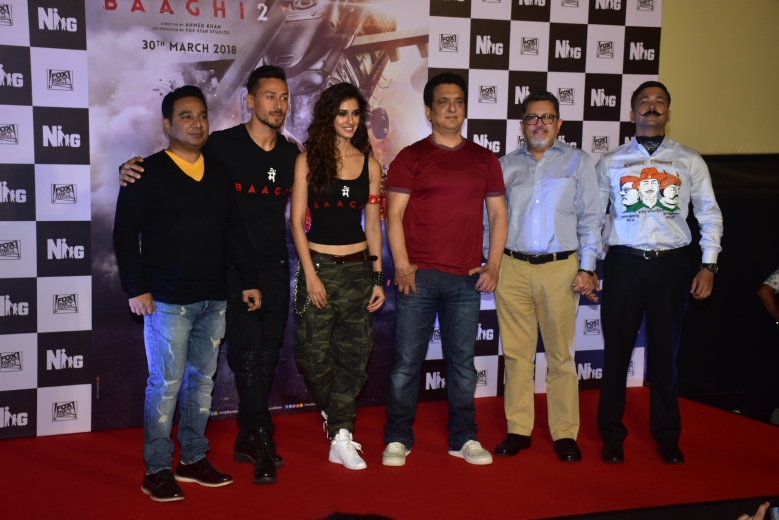 Baaghi 2 Trailer Launch (7)