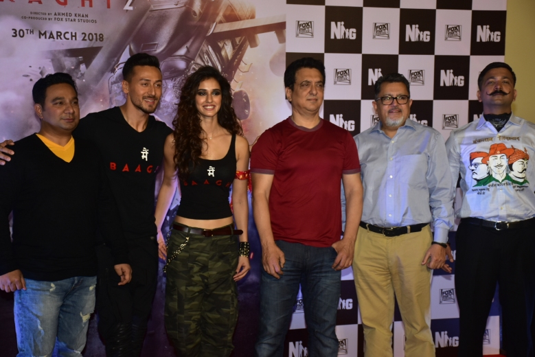 Baaghi 2 Trailer Launch (8)