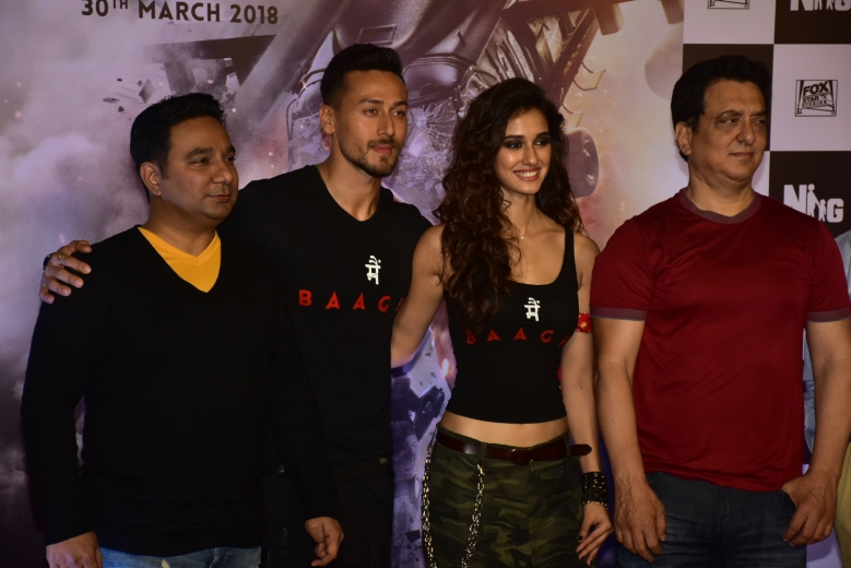 Baaghi 2 Trailer Launch (9)
