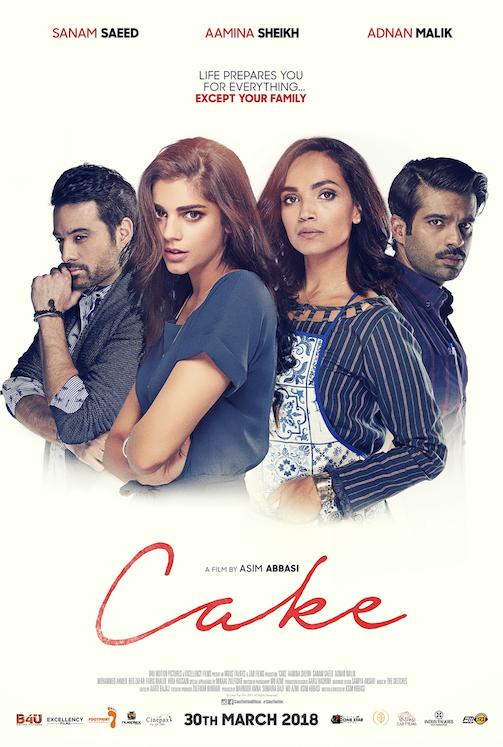 Cake Film Poster