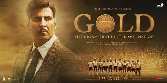 Teaser: Akshay Kumar in 'GOLD'