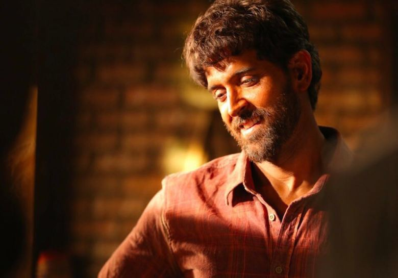 Hrithik in SUPER 30