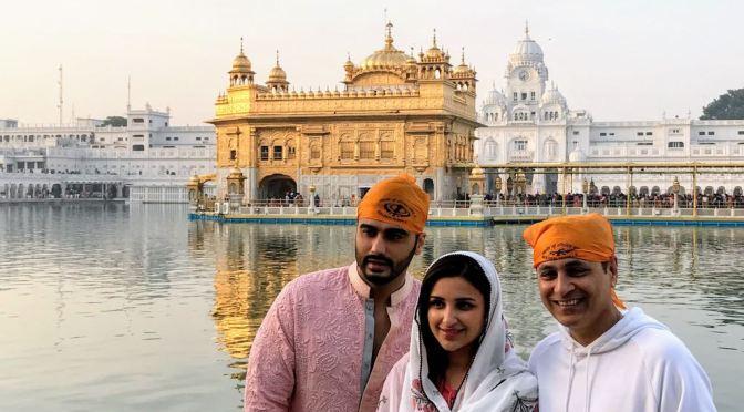 'Namaste England' kicks off in Amritsar