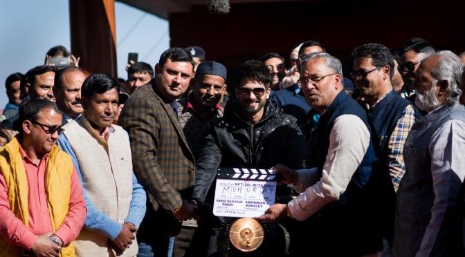 Power start for Shahid Kapoor's 'Meter Gul Batti Chalu'