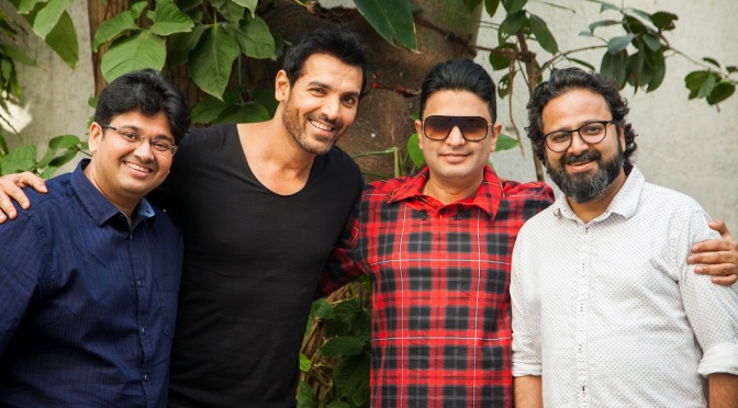 T-Series & Emmay Entertainment join hands for John-Manoj starrer