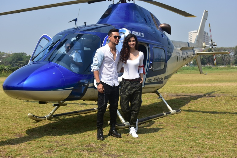 Tiger Shroff and Disha Patani - BAAGHI 2 (1)