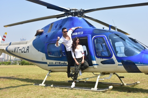 Tiger Shroff and Disha Patani - BAAGHI 2 (10)