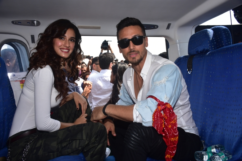 Tiger Shroff and Disha Patani - BAAGHI 2 (2)