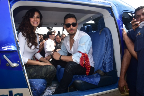 Tiger Shroff and Disha Patani - BAAGHI 2 (3)
