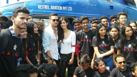 Tiger Shroff and Disha Patani - BAAGHI 2 (4)