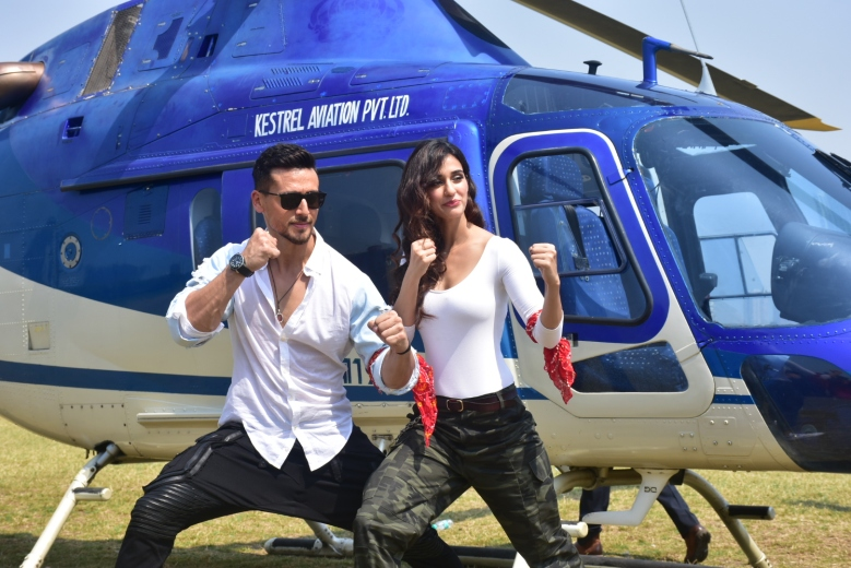 Tiger Shroff and Disha Patani - BAAGHI 2 (5)