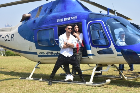 Tiger Shroff and Disha Patani - BAAGHI 2 (6)