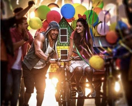 O Saathi from #Baaghi2 garners love all over, becomes the most trending video