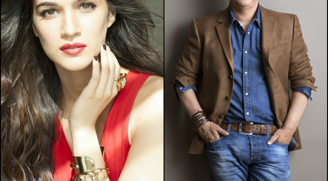 Kriti Sanon reunited with Sajid Nadiadwala for Housefull 4