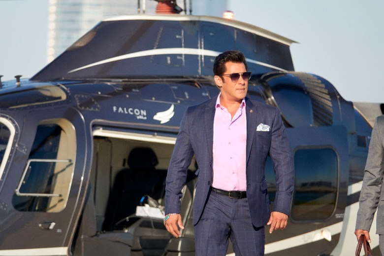 1. Salman Khan's Eidi