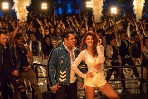 Salman and Jacqueline Heeriye