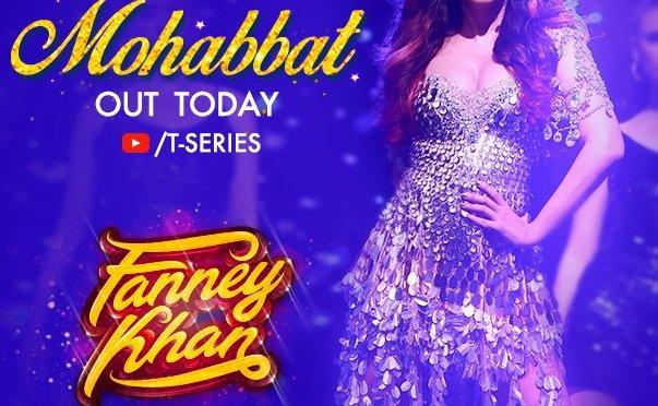 Aishwarya Rai Bachchan sizzles in Fanney Khan