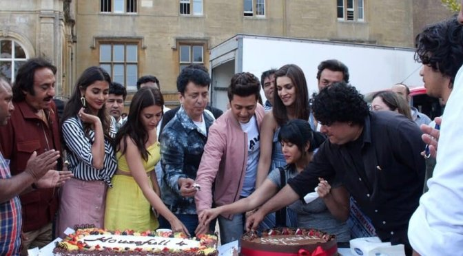 Sajid Nadiadwala's Housefull 4 wraps its first schedule in London