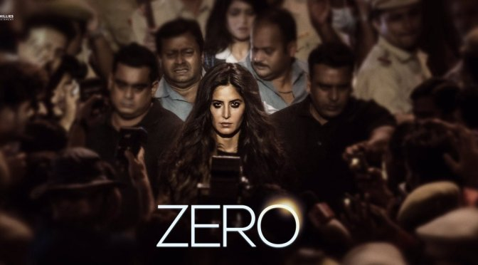 First Look #ZERO: Superstar Katrina Kaif is lost amidst crowd