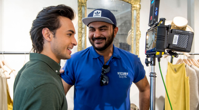 Interview: Abhiraj Minawala talks filming Loveratri in London