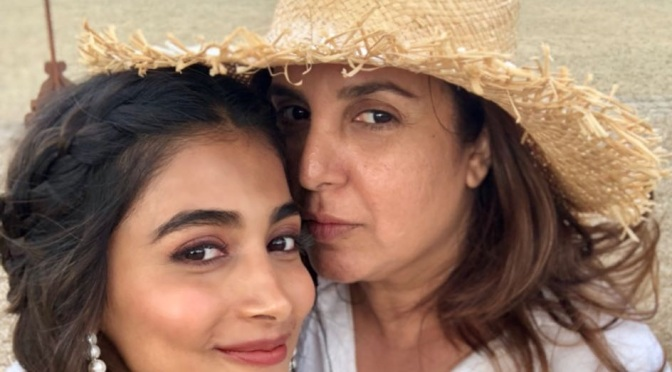 Pooja Hegde: Farah Khan is great fun to work with