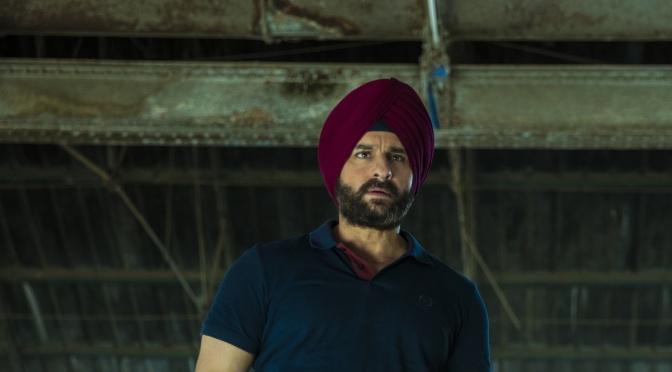 "Interview: #SacredGames ""It was exhausting"" – Saif Ali Khan"