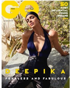 DP GQ cover
