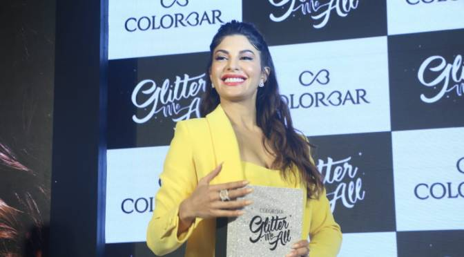 Jacqueline Fernandez becomes global brand ambassador of Colorbar