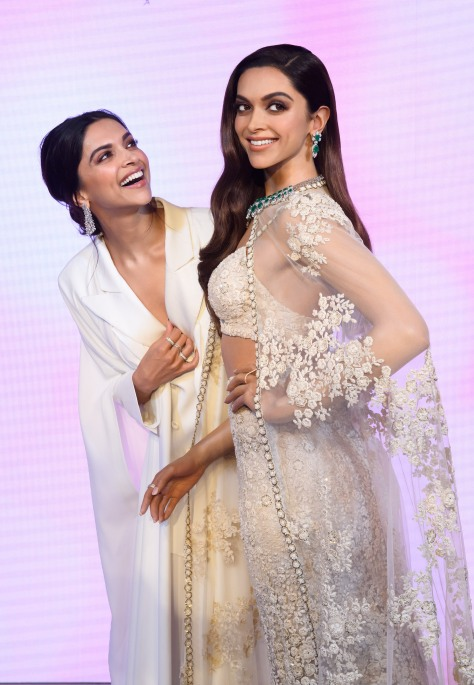 Launch of Deepika Padukone's first ever Madame Tussauds London figure (12)
