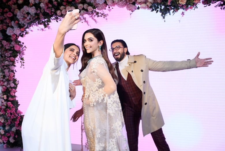 Launch of Deepika Padukone's first ever Madame Tussauds London figure (16)