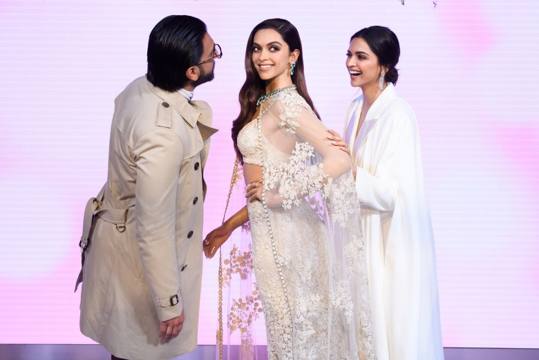 Launch of Deepika Padukone's first ever Madame Tussauds London figure (18)