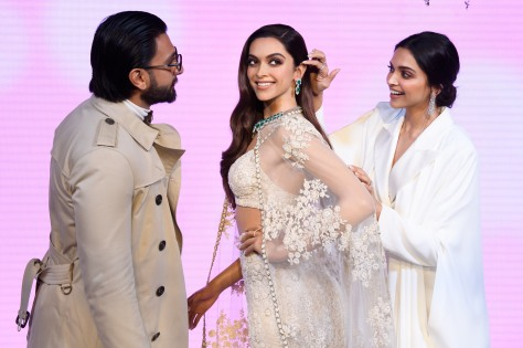 Launch of Deepika Padukone's first ever Madame Tussauds London figure (19)