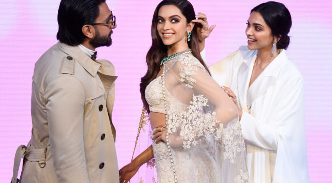 Photos: Deepika Padukone unveils wax figure at Madame Tussauds London