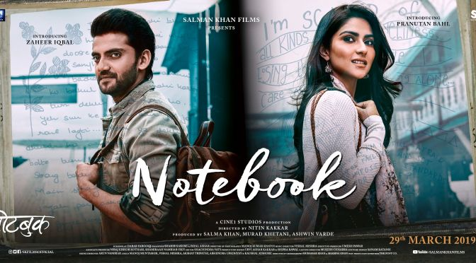 Interview: Zaheer Iqbal discusses his debut film, 'Notebook'